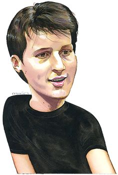 Lunch with the FT: Pavel Durov