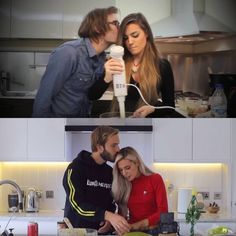 Melix baking then and now : PewdiepieSubmissions - So Funny Epic Fails Pictures Pewdiepie Fan Art, Felix Pewdiepie, Pewdiepie Meme, Markiplier, Jacksepticeye Memes, Marzia And Felix, Marzia Bisognin, Miranda Sings, Some Things Never Change