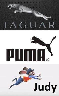 #Zootopia Jaguar   Puma      hum~~  Judy  [Made in Zootopia]