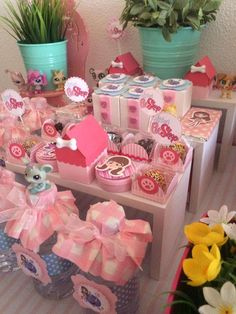 Littlest Pet Shop Birthday Party Ideas | Photo 7 of 29