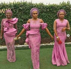 aso ebi lace styles - Lovely and Absolutely Stunning Lace Styles for Wedding 3 - Lovely and Absolutely Stunning Lace Styles for Wedding - photo Nigerian Lace Styles Dress, Aso Ebi Lace Styles, African Lace Styles, Lace Dress Styles, African Lace Dresses, Latest African Fashion Dresses, African Print Fashion, Ankara Fashion, Ankara Styles