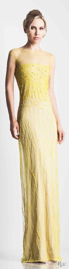 Spring 2015 Ready-to-Wear Veloudakis