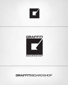 Graffitti Boardshop Identity