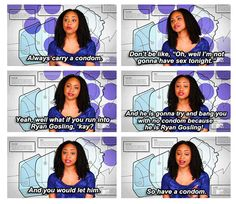 "24 Important Pieces Of Life Wisdom From The Ladies Of ""Girl Code"""