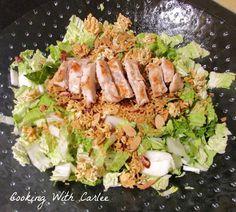 Cooking with Carlee: Grandma's Napa Salad