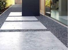 Gepolierde beton