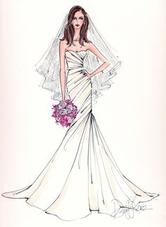 172 Best ART , Illustration (Bridal) images in 2019