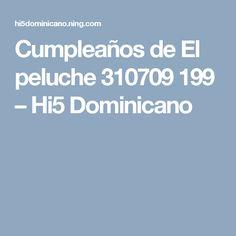 Cumpleaños de El peluche 310709 199 – Hi5 Dominicano