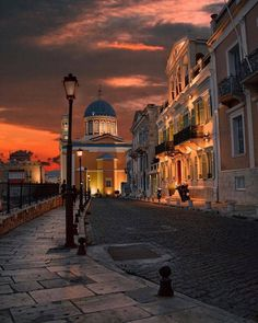 Travel Insurance Options for Traveling Abroad Wonderful Places, Beautiful Places, Amazing Places, Syros Greece, Empire Ottoman, Greek Beauty, Greece Islands, Travel Abroad, Greece Travel