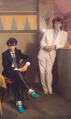 Roger Taylor & John Taylor, Duran Duran