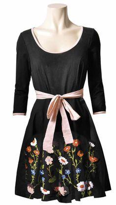 Savage Culture Dress KAREN, Black