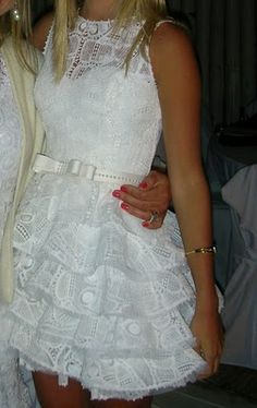 Martha Medeiros - renda renascença! iv been looking for a dress just like it forever