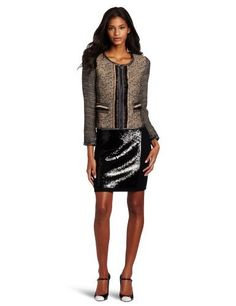 Yoana Baraschi Women's 7th Heaven Tweed Jacket Yoana Baraschi. $458.00. Dry Clean Only. Made in USA. 7th heaven tweed jacket. 42% Acrylic/23% Cotton/18% Polyester/10% Wool/5% Other/2% Nylon. 42% Acrylic/23% Cotton/18% Polyester/10% Wool/5% Other/2% Nylon