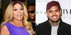 Chris Brown Links Wendy Williams' Graves' Disease Diagnosis To Bad Karma In New Report #ChrisBrown, #TravisScott celebrityinsider.org #Entertainment #celebrityinsider #celebritynews #celebrities #celebrity