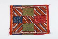Vintage Imported Moroccan Area Rug