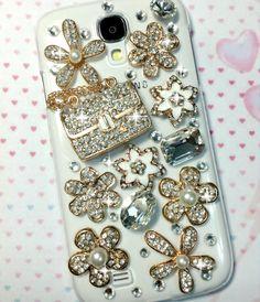 3D Handmade Deluxe Design Case Cover For Samsung
