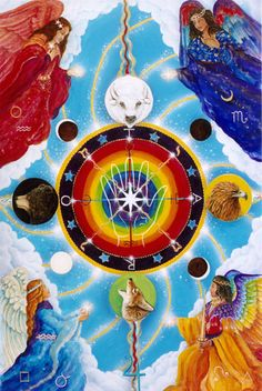 The Wheel of Fortune by Cathy McClelland