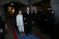 """This is what George W. Bush reportedly said about Donald Trump's inauguration  But, according to three people who were present, Bush gave a brief assessment of Trump's inaugural after leaving the dais: """"That was some weird shit."""" All three heard him say it.  It's hard to believe we have a less articulate president now than we did 10 years ago."""
