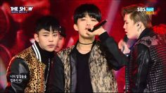 151201 MTV THE SHOW : B.A.P - Young, Wild & Free [MemoryLane]