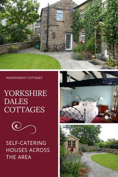 At Independent Cottages, we have over independently owned holiday homes to rent in the UK that match all needs. Quirky Places To Stay, Best Places To Travel, Cool Places To Visit, Uk Holidays, Luxury Holidays, Yorkshire England, Yorkshire Dales, Independent Cottages, Perfect Place