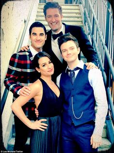 'I will miss Rachel Berry so very much': Lea Michele shares photos from Glee's last day of filming as cast enjoys a goodbye carnival Read more: http://www.dailymail.co.uk/tvshowbiz/article-2963561/Lea-Michele-shares-photos-Glee-s-day-filming-cast-enjoys-goodbye-carnival.html#ixzz3SiPBxzuX Follow us: @MailOnline on Twitter | DailyMail on Facebook
