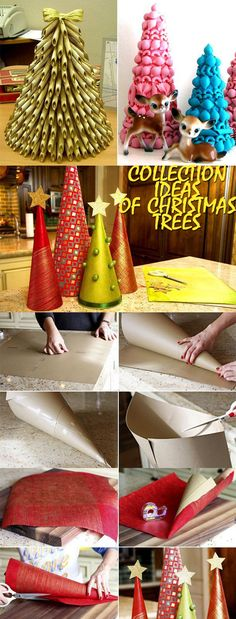 Collection ideas of Christmas trees