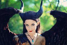 Mischievous Maleficent by nomokis.deviantart.com