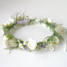 Australian Native Flower Crown