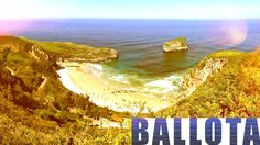 Ballota beach, one of the jewels of Llanes, Asturias, North of Spain. Don't take my word for it, come and see it with your own eyes :)
