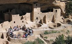 Preserving Cliff Palace - Mesa Verde National Park (U. Places To Travel, Places To Visit, Mammoth Cave, Great Vacations, Tour Guide, Mount Rushmore, Beautiful Places, Road Trip, Tours