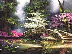 Дивные сады Egidio Antonaccio - Ярмарка Мастеров - ручная работа, handmade