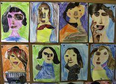 collage School Ideas, Collage, Painting, Art, Art Background, Collages, Painting Art, Kunst, Paintings