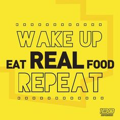 Learn more about Clean Eating here www.180nutrition.com.au