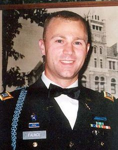 Army Capt. Brian R. Faunce  Died September 18, 2003 Serving During Operation Iraqi Freedom  28, of Philadelphia; assigned to Headquarters and Headquarters Company, 3rd Brigade Combat Team, Fort Carson, Colo.; died Sept. 18 in Asad, Iraq.  Faunce was electrocuted by a low-hanging wire hidden among trees while traveling in a Bradley Fighting Vehicle northwest of Baghdad.