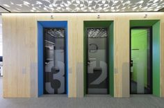 Inside The New Google Madrid Office