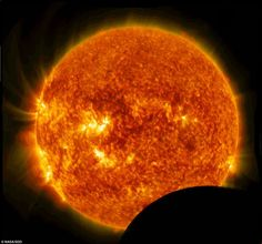 Space Facts, the Sun