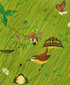 The great Charley Harper