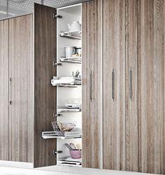 15.831.A - Nadstawiana półka Pleno 450/ antracyt - Peka Shoe Rack, Tall Cabinet Storage, Bookcase, Corner, Shelves, Furniture, Home Decor, Apartment Kitchen, Shelving