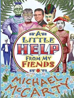 With zombie stories ... With a Little Help from My Fiends by Michael McCarty, http://www.amazon.com/dp/B00NCCC6ZU/ref=cm_sw_r_pi_dp_7PuSub09ABNDG