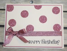 SimplyPerfectCards, Birthday Sparkles at Simply Perfect Cards, Glimmer Paper