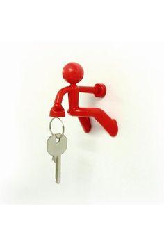 Monkey Business Key Pete Ultra Magnetic Man Key Keeper