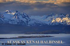 "Titelbild meines Kalenders ""Alaskas Kenai Halbinsel"""