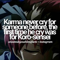 gambar anime, anime red hair, and karma akabane