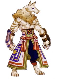 View an image titled 'Diulf Art' in our Suikoden Tierkreis art gallery featuring official character designs, concept art, and promo pictures. Game Character Design, Character Design Inspiration, Character Concept, Character Art, Concept Art, Furry Art, Creature Feature, Creature Design, Rpg