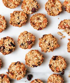 These Granola Bites Are Easy To Eat On The Run