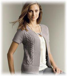 Swetry Ażurowe Na Drutach | Zachwyciły mnie też dwa inne znalezione gdzieś w necie.