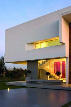 Una hermosa casa en Buenos Aires se renueva con su moderna iluminación 03- comunidad de iluminacion
