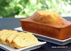 Le cake au citron de Pierre Hermé, expliqué par Mercotte. Parfait pour un goûter l'été