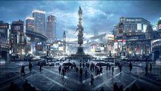 Final Fantasy XV Kingslaive: Building The World