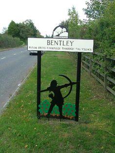 Bentley, Hampshire